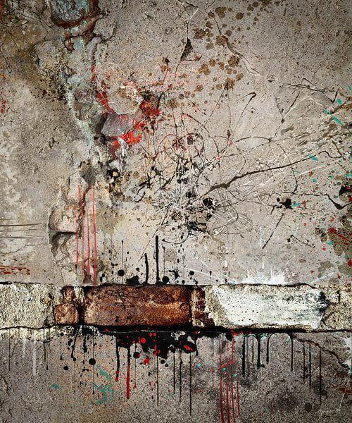 De muur dat niet bestaat van Jerome Coppo