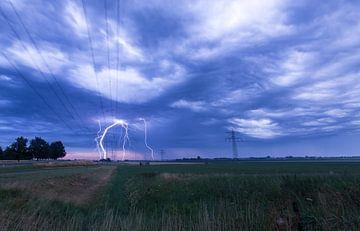 Onweer sur Evert Jan Heijnen