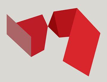 Abstracte samenstelling 1033 van Angel Estevez