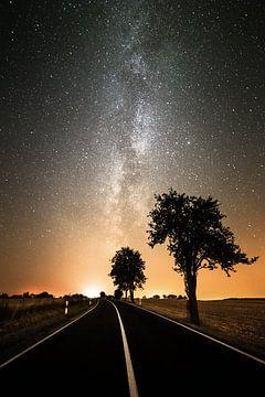 Road To Milky Way von Florian Schmidt