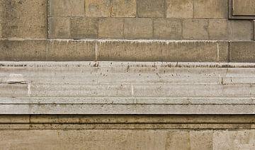 Parijs architectuur van Jerome Coppo