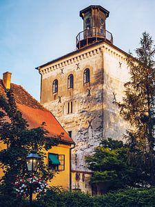 Zagreb - Lotrscak Tower