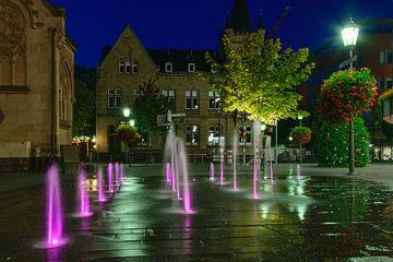Brunnen am Alten Markt von Heinz Grates