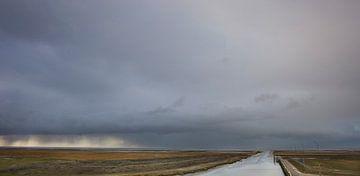 Noordpolderzijl van Bo Scheeringa