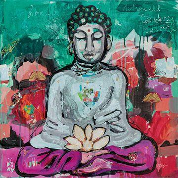 Gewaagde Boeddha, Kellie Day van Wild Apple