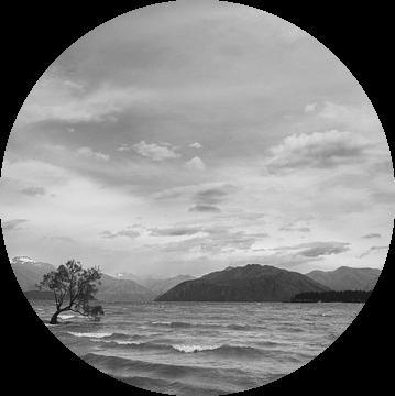 Het meer van Wanaka