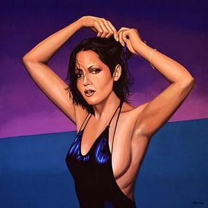 Barbara Carrera Gemälde
