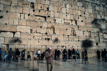 Klaagmuur, Jerusalem van Stefan van Horssen