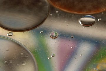 Bubbels of bellen van Cora Unk