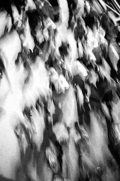 Impressie van het publiek bij de Noorderbrugparade