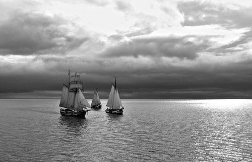 Sailing van Anna Zuidema