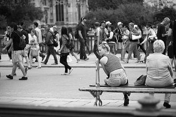 Urban Paris 's girl van Aristide Koudaya