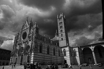 Dom zu Siena von Wytze Plantenga