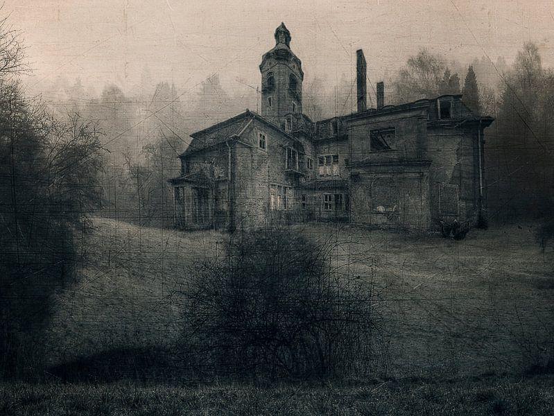 Lost Place - old villa van Carina Buchspies