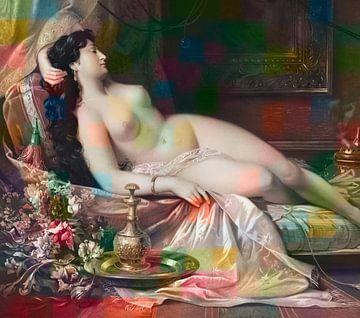 Die schlafende Schönheit von Rudy & Gisela Schlechter