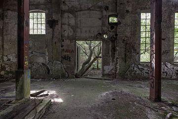 Verlassene Fabrik von Marcel Kerdijk