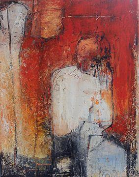 Composition abstraite 9.122 sur Petra Lorch