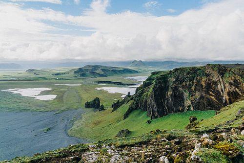 Uitzicht vanaf Dyrholaey