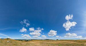 Groß Zicker mit Blick in die Hagensche Wiek, Halbinsel Mönchgut