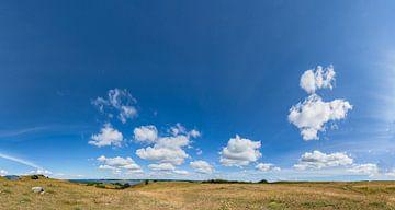 Groß Zicker mit Blick in die Hagensche Wiek, Halbinsel Mönchgut von GH Foto & Artdesign