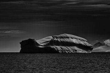 Ijsberg-Antarktis von Maurice Dawson