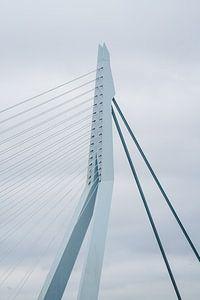Nahaufnahme der Erasmusbrücke von Michael Jansen