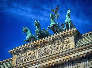 Brandenburgse Poort, Berlijn.