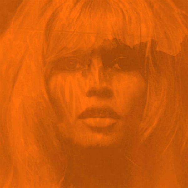 Brigitte Bardot Love - 24 Colours -. Neon Orange - Game van Felix von Altersheim