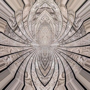 Kromme lijnen van Paul De Keizer