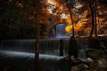 herfst perfectie van Konstantinos Lagos