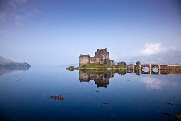 Eilean Donan Burg 3 von Henk Leijen