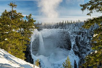 Wells Gray Provincial Park sur Luc Buthker
