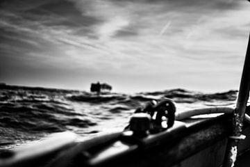 Reuzen op het water von Sander Witsenburg