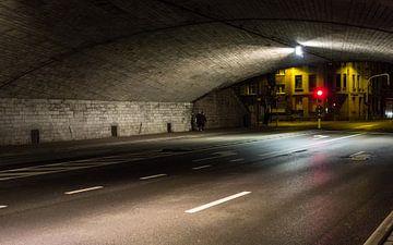 Antwerpen - Nacht von Maurice Weststrate