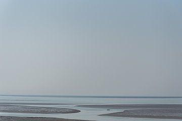 Uitzicht vanaf het grootste eiland in de Perzische Golf | Iran van Photolovers reisfotografie