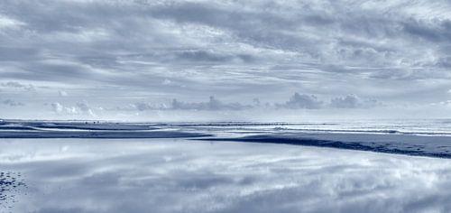 Reflections Black and White von Alex Hiemstra