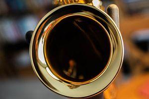 Saxofoon van Maxpix, creatieve fotografie