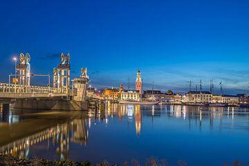 Kampen aan de IJssel van Wim Kanis