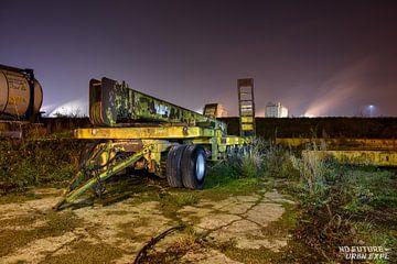 Urbex: Verlorenes Fahrzeug von Jarno De Smedt