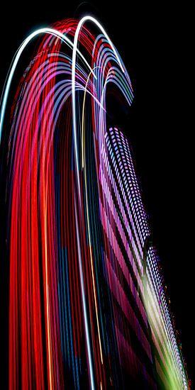 beweging van licht