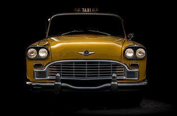 New York Taxi van marco de Jonge