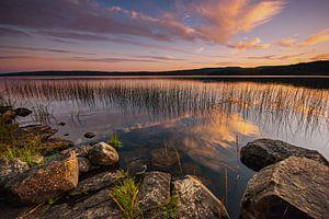 Zweedse meren van Hans van den Beukel