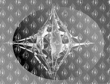 Sternenhimmel van Peter Norden