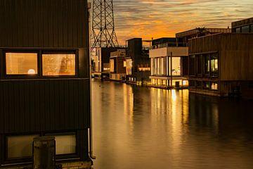Steigereiland, Amsterdam von Mark Zoet