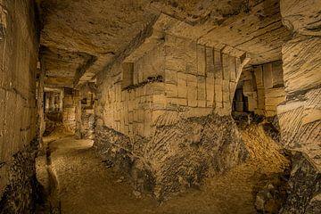 Ondergrondse Mergelgroeve von Bert Beckers