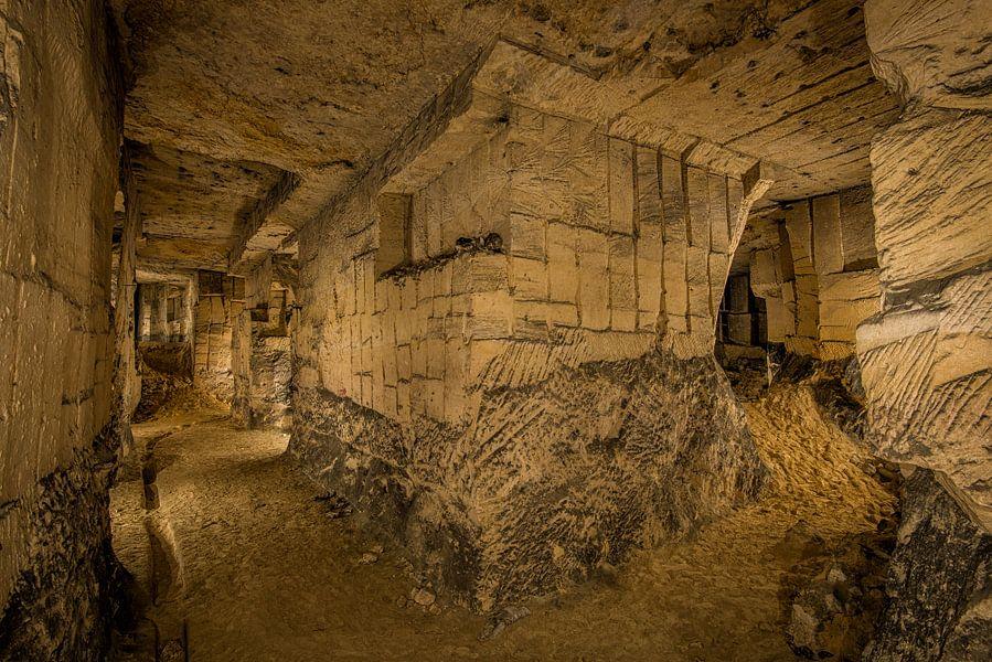 Ondergrondse Mergelgroeve van Bert Beckers