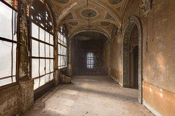 Die Halle zur Ritterhalle von Perry Wiertz