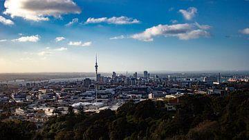 Auckland in de herfst van Erwin de Roo