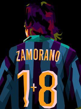 Ivan Zamorano wpap van miru arts