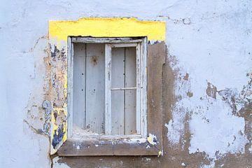 Portugees raam van Irene Lommers